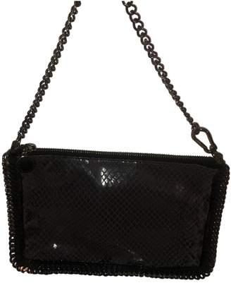 Stella McCartney Stella Mc Cartney Grey Leather Clutch bags