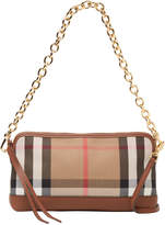 Burberry Women's Abingdon House Check Convertible Clutch