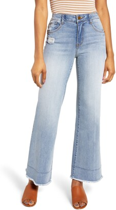 Wit & Wisdom Ab-Solution High Rise Flare Jeans