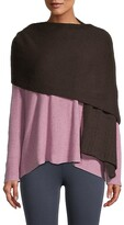 Thumbnail for your product : Eileen Fisher Textured Cotton Wrap