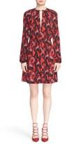 Just Cavalli Women's 'Jungle' Print Day Dress