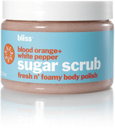 Bliss Blood Orange+white Pepper Sugar Scrub