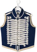 Stella McCartney military vest