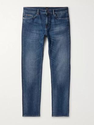 HUGO BOSS Delaware Slim-Fit Denim Jeans