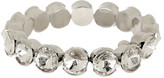 Natasha Accessories Crystal Round Bracelet