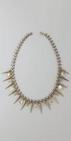 Jewelry Santa Clara Spiked Choker