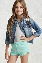 Forever 21 Girls French Terry Shorts (Kids)