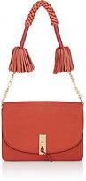 Altuzarra Women's Ghianda Flap-Front Shoulder Bag-RED