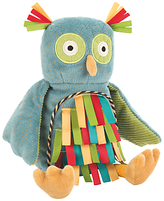 Jellycat Carnival Owl Soft Toy, Multi