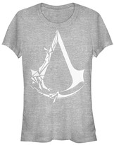 Fifth Sun Women's Tee Shirts ATH - Assassin's Creed Athletic Heather The Broken Soldier Crewneck Tee - Women & Juniors