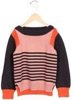 Stella McCartney Boys' Striped Long Sleeve Sweater