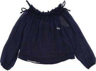 N°21 Silk Chiffon Top