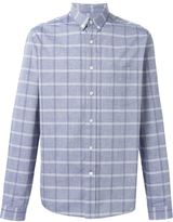 Ami Alexandre Mattiussi checked shirt