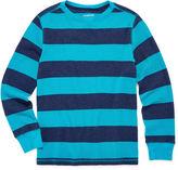 Arizona Long-Sleeve Striped Thermal - Boys 8-20 and Husky