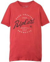 Rip Curl Men's Backstage Heritage Short Sleeve Tee 8122760