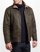 John Lewis Hillside Jacket, Brown