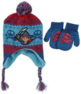 "Jake and the Neverland Pirates ""Captain Jake"" Beanie & Mittens Set"