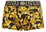 Versace Iconic Baroque Low Rise Trunks