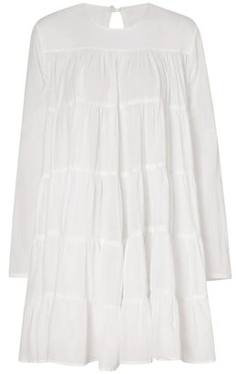 Merlette New York Soliman Cotton Trapeze Dress