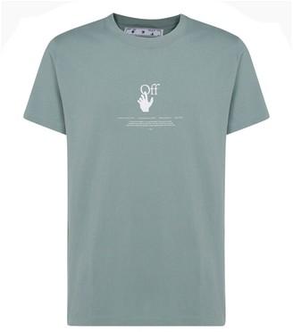 Off-White Graffiti Logo T-Shirt