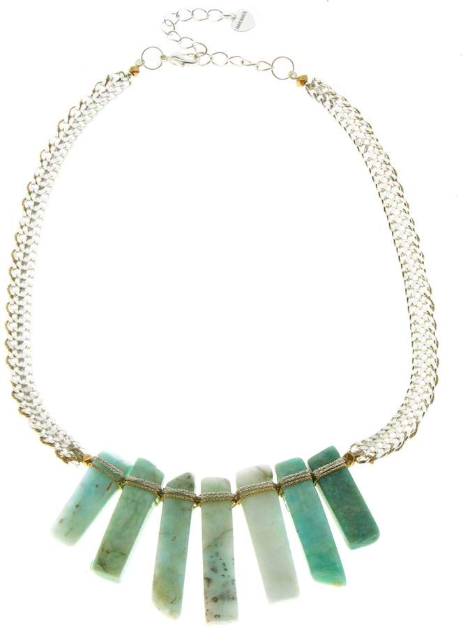 Nakamol Tulip Amazonite Necklace