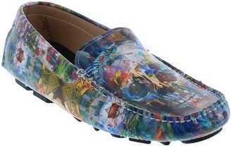 Robert Graham Brushwork Driving Shoe