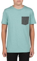 Volcom Boy's Twist Pocket T-Shirt