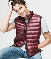 Solid Puffer Vest