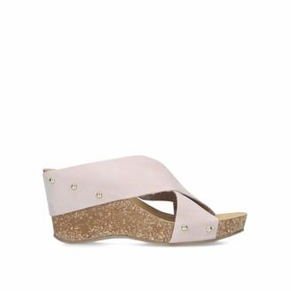 Carvela Women's SOOTY Wedge Sandal