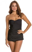 Athena Finesse Skirted One Piece Swimsuit 8120977