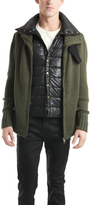 Nicholas K Essex Zip Front Sweater Jacket