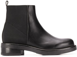 Albano Pull-On Ankle Boots