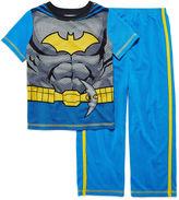 LICENSED PROPERTIES Boys 2-pc.Short Sleeve DC Comics Kids Pajama Set-Big Kid short sleeve