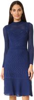 M Missoni Long Sleeve Knit Dress