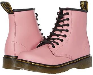 Dr. Martens Kid's Collection 1460 (Little Kid/Big Kid) (Acid Pink) Girl's Shoes