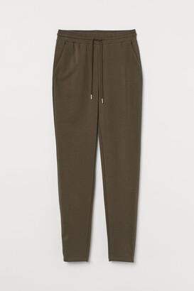 H&M Sweatpants High Waist