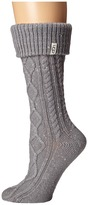 UGG Shaye Tall Rain Boot Socks Women's Knee High Socks Shoes