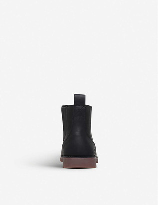 UGG Callum leather chelsea boots 7-10 years