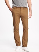Old Navy Slim Broken-In Khakis for Men