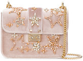 Emanuela Caruso star embellished box bag