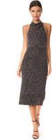 Cushnie et Ochs Sleeveless Beaded Dress