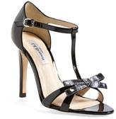L.K. Bennett 'Anya' T-Strap Leather Sandal (Women)