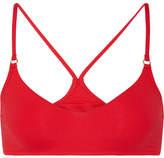 Melissa Odabash The Fiji Bikini Top - Red
