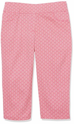 Ruby Rd. Women's Petite Amalfi Diamond Capri