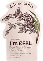 Tony Moly I'm Real Rice Mask Sheet