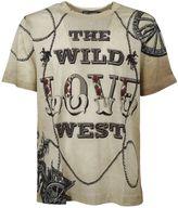 Dolce & Gabbana Wild Love Print T-shirt