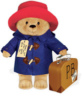 Yottoy Paddington Bear w/ Suitcase