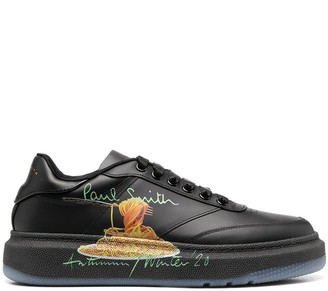 Paul Smith Spaghetti Low-Top Trainers
