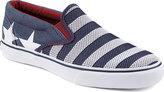 Sperry Men's Striper S/O Stars and Stripes Sneaker