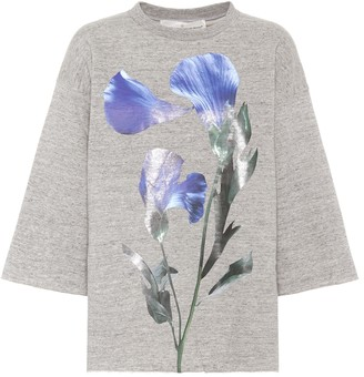 Golden Goose Liliana printed cotton sweatshirt